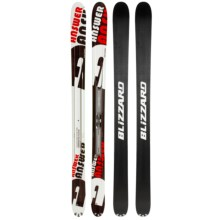 Blizzard 2010/2011 The Answer IQ Max Alpine Skis with IQ Max Slider in See Photo - Closeouts