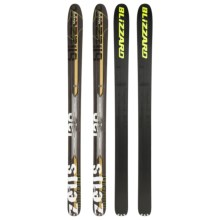 Blizzard 2010/2011 Titan Zeus IQ Max Skis with IQ Max Slider System in See Photo - Closeouts