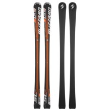 Blizzard 2011/2012 SLR Magnesium IQ Skis in Black/Orange - Closeouts