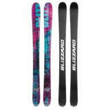 Blizzard 2011/2012 The Crush IQ-Max Skis - IQ-Max 12 Bindings (For Women)