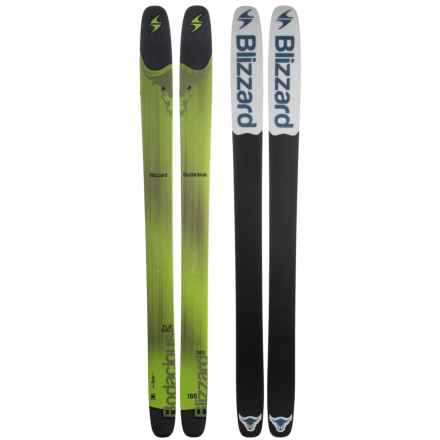 Blizzard 2015/16 Bodacious Alpine Skis in See Photo - Closeouts