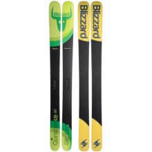 Blizzard 2015/16 Gunsmoke Alpine Skis in See Photo - Closeouts