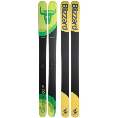 Blizzard 201516 Gunsmoke Alpine Skis