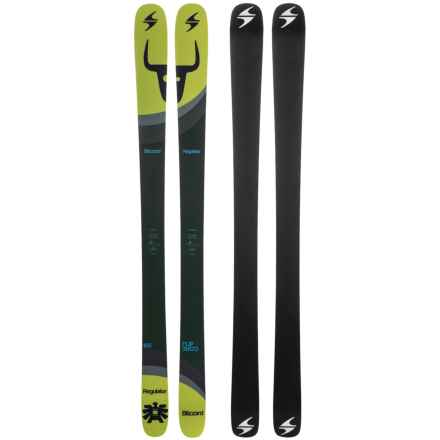 Blizzard 2016/17 Regulator Alpine Skis in See Photo - Closeouts