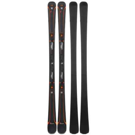 Blizzard Quattro 7.2M Skis with Power TP10 Bindings in See Photo - Closeouts