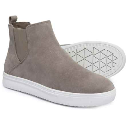 65ceb078bf70 Blondo Ankle Sneakers - Waterproof Suede (For Women) in Mushroom