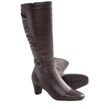 Blondo Callie Boots - Leather (For Women) in Java - Closeouts