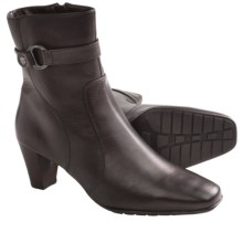 Blondo Clarice Ankle Boots - Leather (For Women) in Java - Closeouts