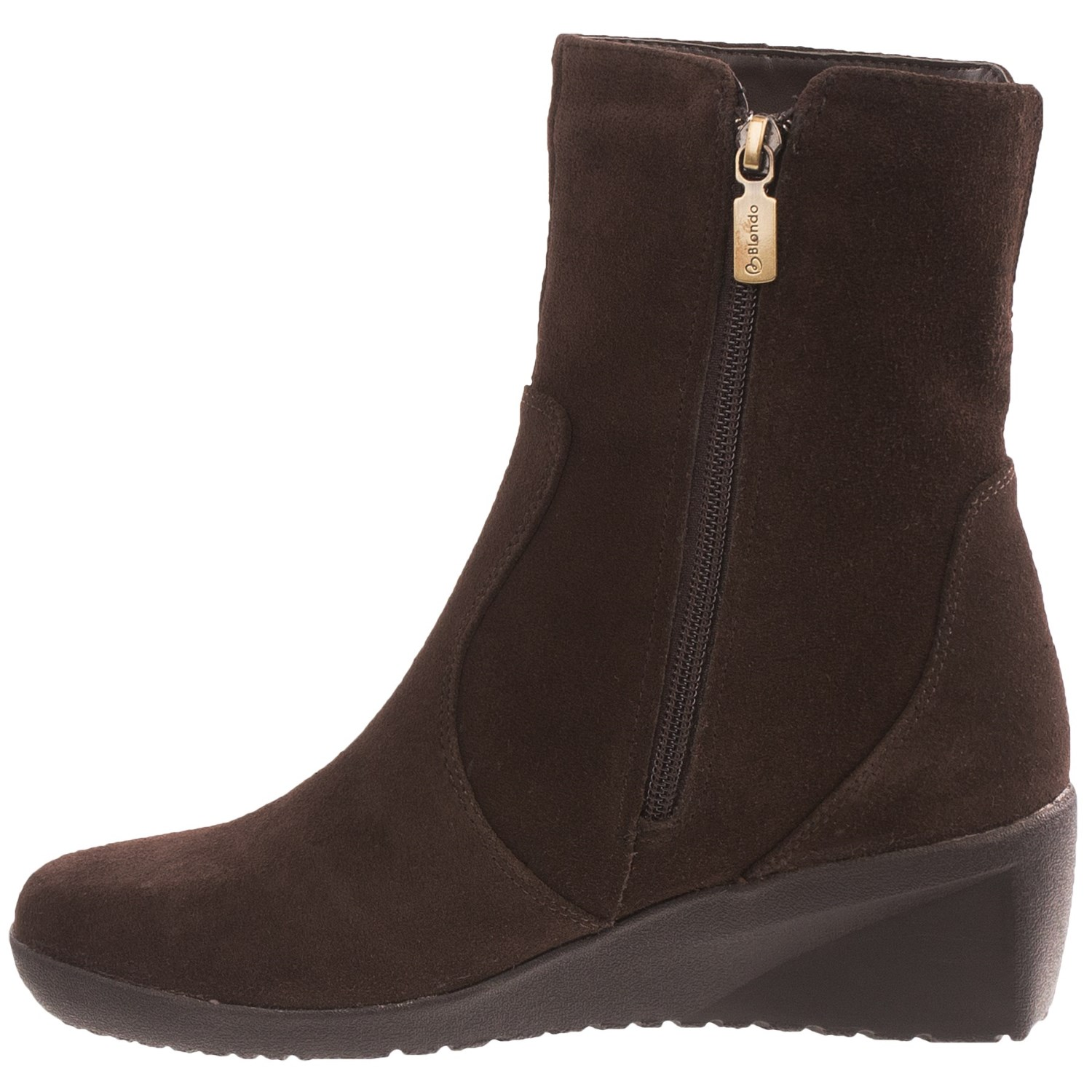 Blondo Corah Wedge Boots For Women 7407f Save 69