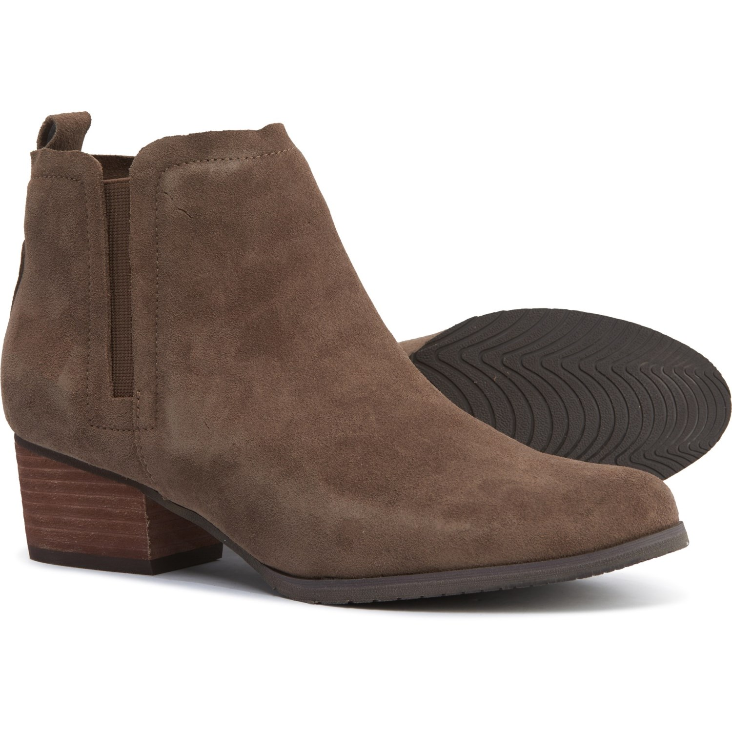 Blondo Imani Chelsea Ankle Boots Waterproof Suede (For Women)