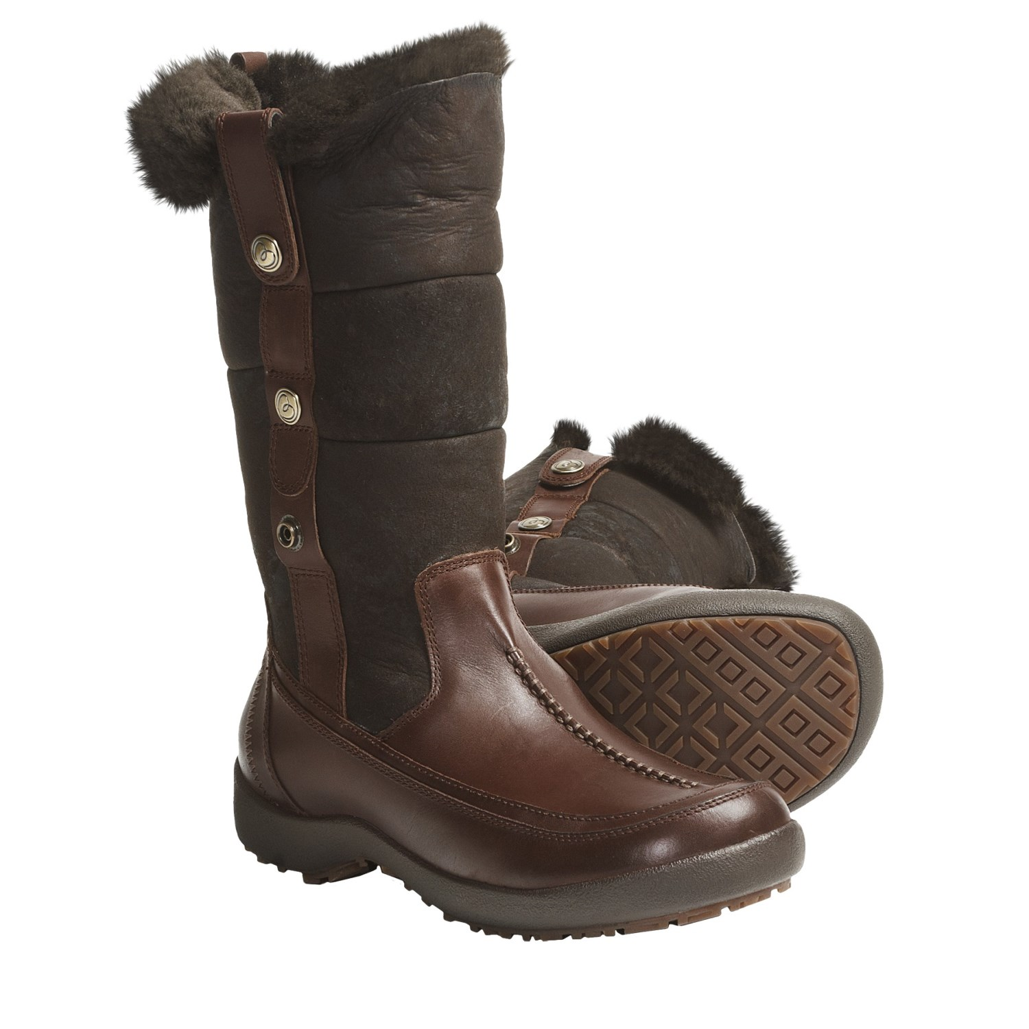 blondo mountain boots waterproof leather for