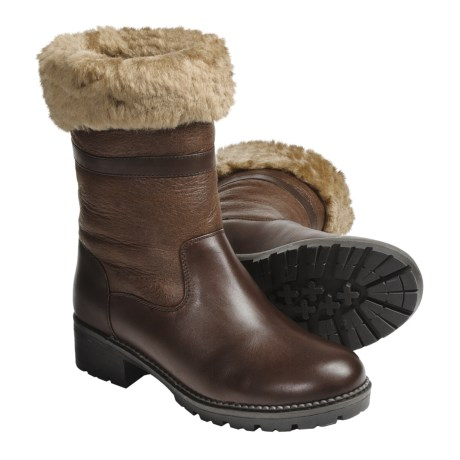 Blondo Tanner Boots - Leather (For Women) in Brown