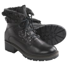 Blondo Tendra Winter Boots - Leather (For Women) in Black - Closeouts