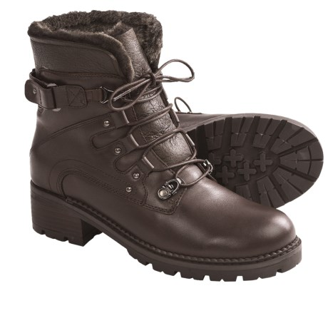 Blondo Tendra Winter Boots - Leather (For Women) in Mocha