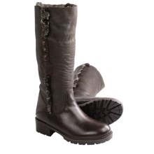Blondo Thalassa Boots - Leather (For Women) in Mocha - Closeouts
