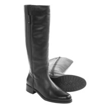 Blondo Vanylle Boots - Leather (For Women) in Black - Closeouts