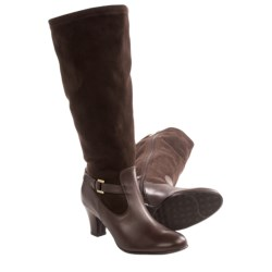 Blondo Verlaine Boots - Leather, Side Zip (For Women) in Java