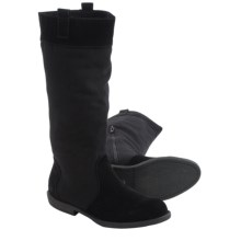 Blowfish Amble Tall Boots (For Women) in Black Fawn - Closeouts