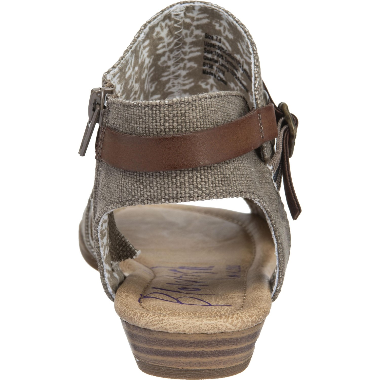 cbed910a62b5 Blowfish Brisa 2 Wedge Sandals (For Women) - Save 50%