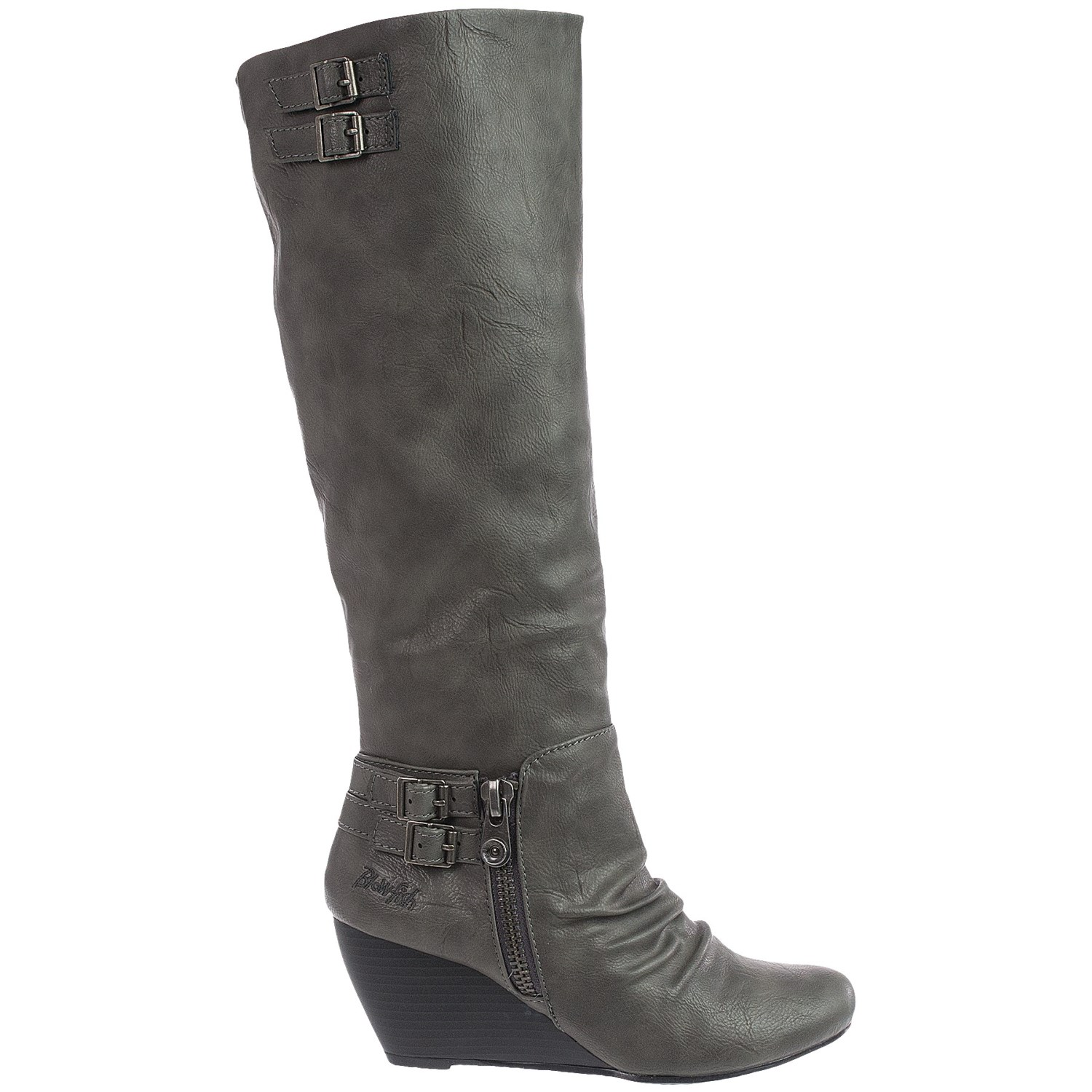 blowfish brooven wedge boots for 104fm save 75