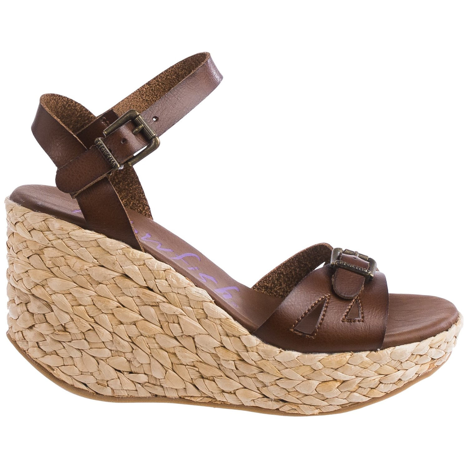 blowfish drive in wedge sandals for save 80