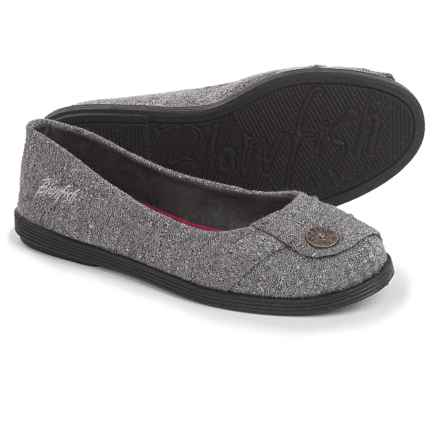 Blowfish Gaden-K Ballet Flats (For Little and Big Girls) in Grey - Closeouts
