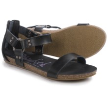 Blowfish Grabe Sandals (For Women) in Black - Closeouts