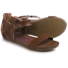 Blowfish Grabe Sandals (For Women) in Whiskey - Closeouts