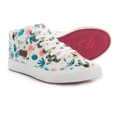 Blowfish Miguel Sneakers (For Girls) in White