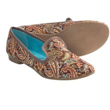 Blowfish Quick Shoes (For Women) in Brown Paisley - Closeouts