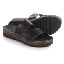 Blowfish Supa Sandals (For Women) in Black - Closeouts