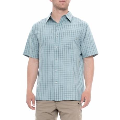 Image of Blue Granite Eldridge Shirt - UPF 20, Short Sleeve (For Men)
