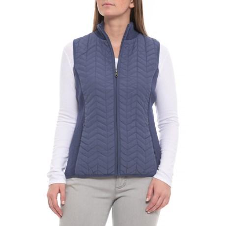Image of Blue Indigo Jayla Vest (For Women)