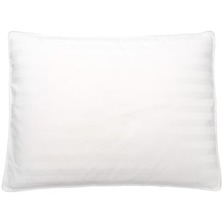 Blue Ridge Home Fashions Goose Down and Feather Pillow - Standard, 400 TC in White
