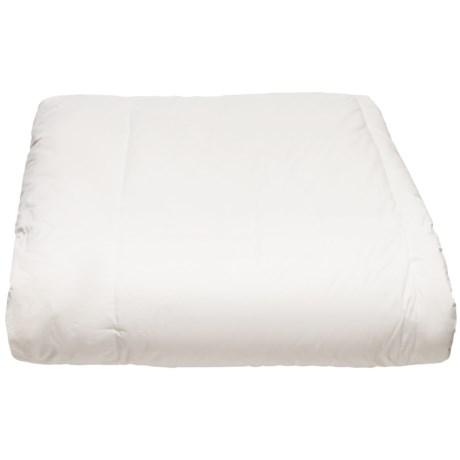 Blue Ridge Home Fashions White Down Comforter - Full-Queen, 235 TC in White