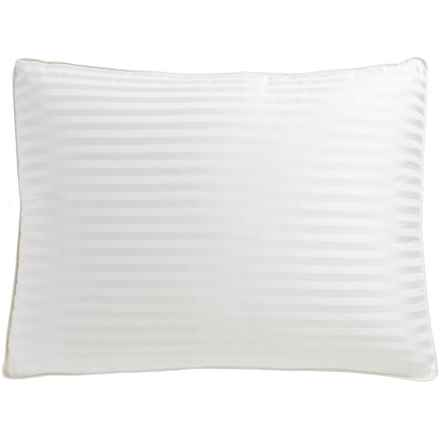 Blue Ridge Home Pinnacle Luxury Side Sleeper Down Pillow - Standard in White - Closeouts
