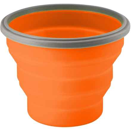 Blue Sky Gear Flexware Bowl 2.0 - 20 oz. in Orange - Closeouts