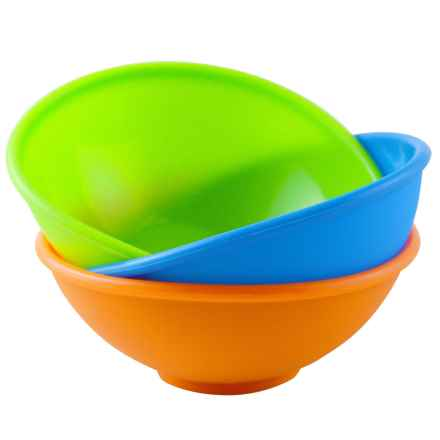 Blue Sky Gear Flexware Bowls 0.5 - 3-Pack in See Photo - Closeouts