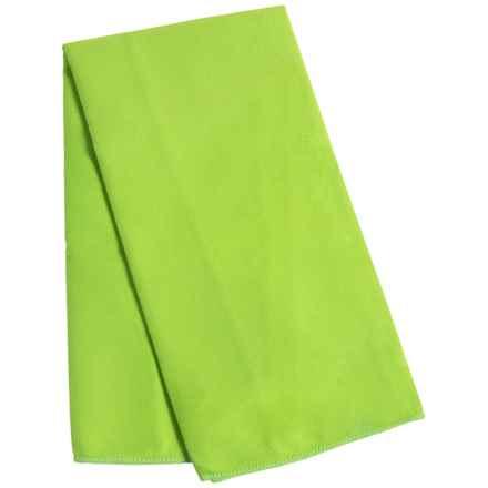 Blue Sky Gear Microfiber Towel 1.0 in Lime - Closeouts