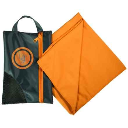 Blue Sky Gear Microfiber Towel 2.0 in Orange - Closeouts