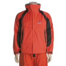 Bluestorm Latitude 33 Jacket - Waterproof, Stretch Fabric (For Men) in Red - Closeouts