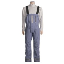 Bluestorm Latitude 38 Bib Overalls - Waterproof (For Men) in Grey - Closeouts