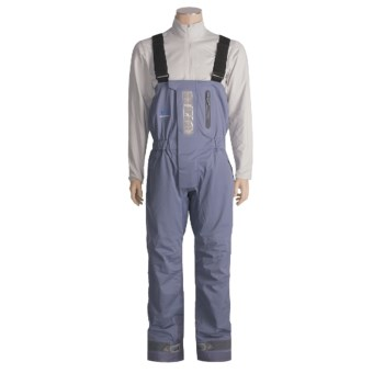 Bluestorm Latitude 38 Bib Overalls - Waterproof (For Men) in Grey