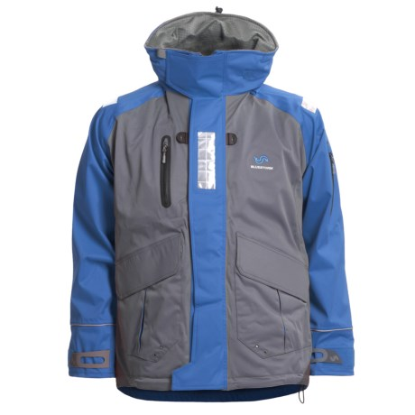 Bluestorm Latitude 38 Jacket - Waterproof (For Men) in Blue