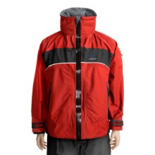 Bluestorm Latitude 48 Jacket - Waterproof (For Men) in Red - Closeouts