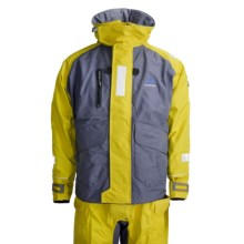 Bluestorm Latitude 61 Jacket - Waterproof (For Men) in Yellow - Closeouts