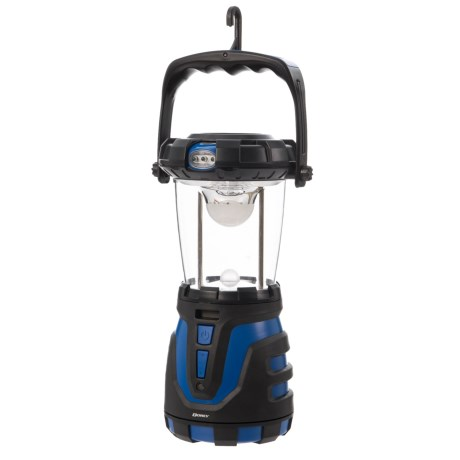 Image of Bluetooth(R) App-Contolled LED Lantern with Headlamp - 400 Lumens