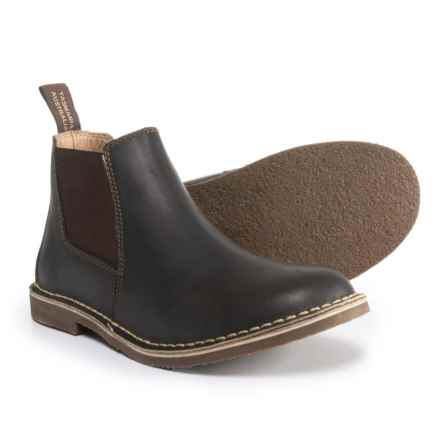 Blundstone 1312 Chelsea Boots - Leather, Factory 2nds (For Men) in Stout Brown - Closeouts