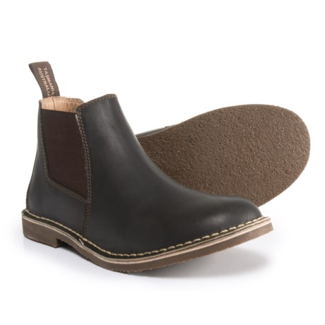 Blundstone 1312 Chelsea Boots - Leather, Factory 2nds (For Men) in Stout  Brown