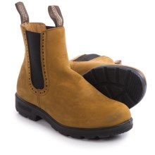 Blundstone 1446 Pull-On Boots - Leather, Factory 2nds (For Women) in Crazy Horse - 2nds